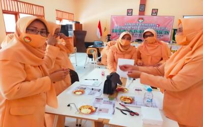 Pelatihan Pengurus Dharma Wanita Persatuan