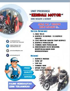 UP. Kendali Motor SMKN 1 Kendit