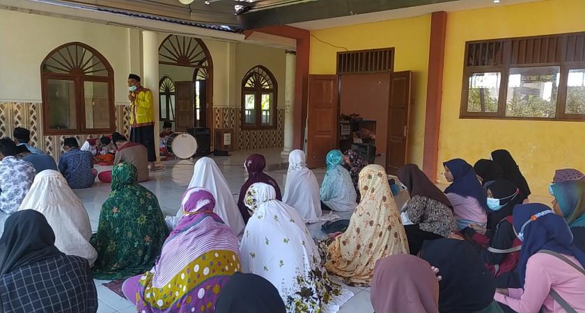 Kegiatan Pondok Ramadhan SMK Negeri 1 Kendit Tahun 2021