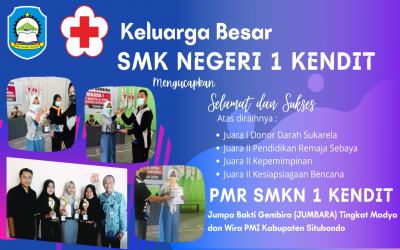 Prestasi PMR SMK Negeri 1 Kendit