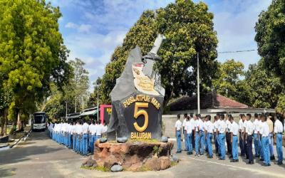 Pembinaan Karakter dan Bela Negara MPSL 2019