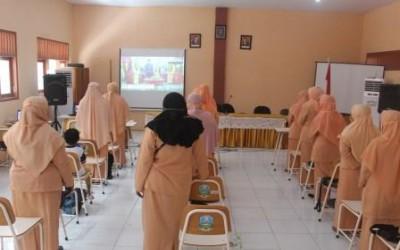 HUT Dharma Wanita Persatuan ke 21 Dilaksanakan Secara Virtual