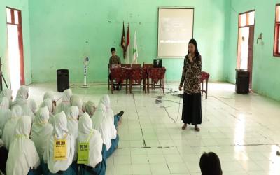 Sosialisasi BKK bagi Peserta Masa Pengenalan Lingkungan Sekolah (MPLS)