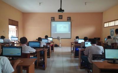Ujian Satuan Pendidikan Berbasis Komputer 2020