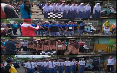Peringatan HUT ke-74 Negara Rebuplik Indonesia