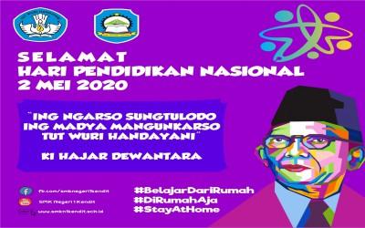 Hari Pendidikan Nasional (Hardiknas) 2020