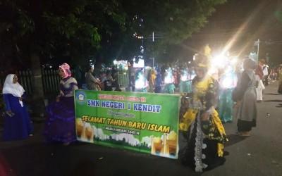 Pawai Lampion Menyambut Tahun Baru Islam 1441 Hijriyah