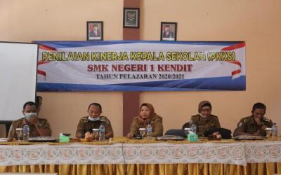 SMK Negeri 1 Kendit Telah Melaksanakan PKKS Tingkat Provinsi Tahun 2020