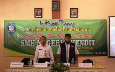 In House Training (IHT) SMK Negeri 1 Kendit Tahun Ajaran 2020/2021