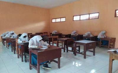 Pelaksanaan Penilaian Tengah Semester (PTS) Genap Tahun 2021